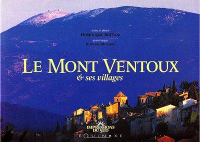 Le Mont Ventoux et ses villages, Equinoxe, 1999