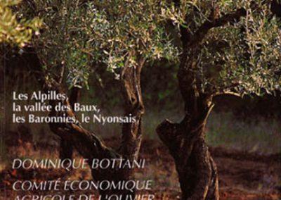 Le guide des routes de l'olivier, La Manufacture, 1994
