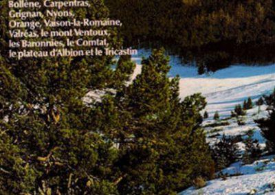Le guide des pays du Ventoux,    La Manufacture, 1991